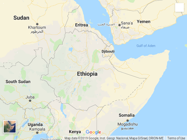 ETHIOPIE- ERYTHREE (MINUEE)