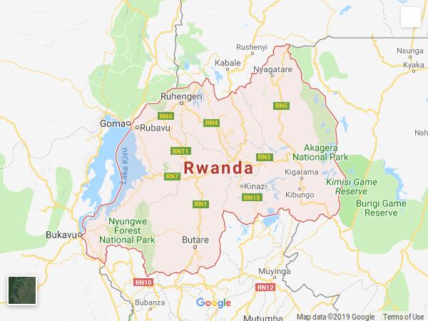 RWANDA (sous l'égide de l' UA)